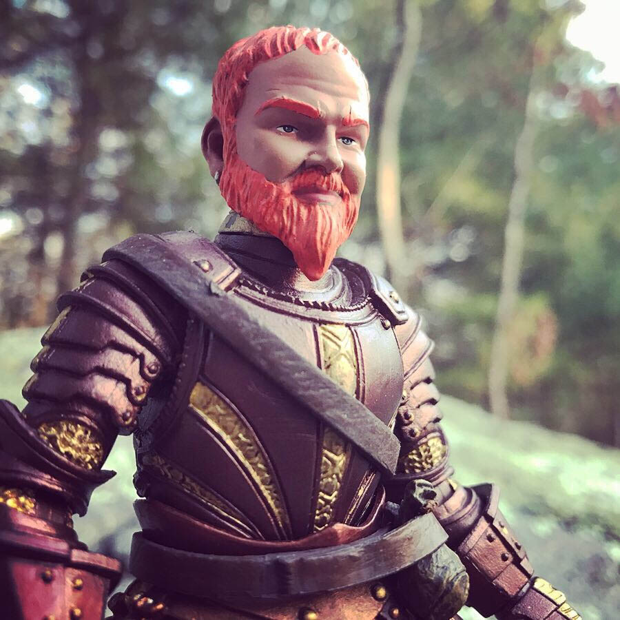 Mythic Legions Leprechaun custom