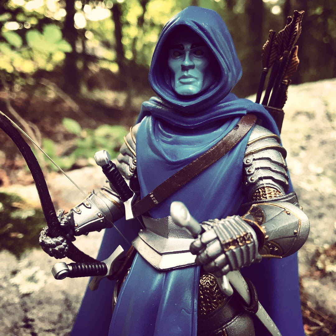 Mythic Legions Moon Elf custom
